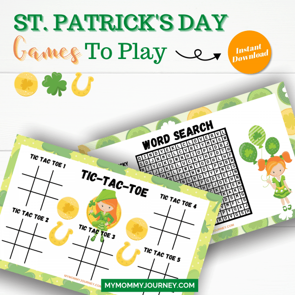 St. Patrick's Day Games to Play
