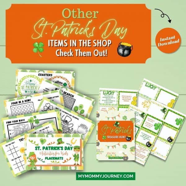 More St. Patrick's Day Items in the Shop