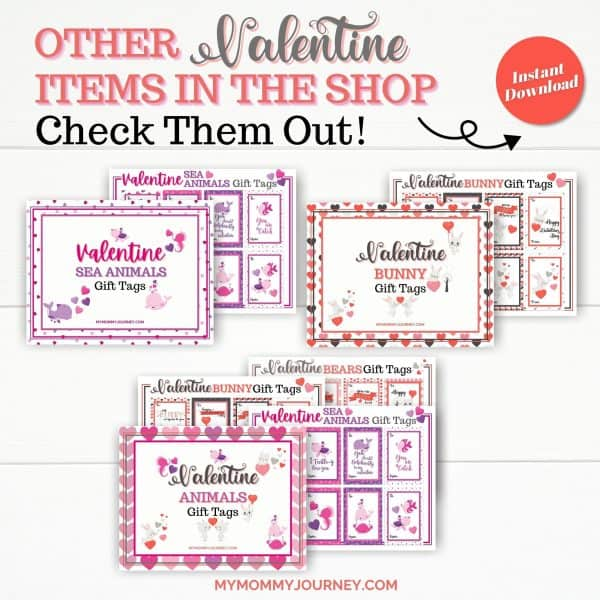 Other Valentine Items in the Shop