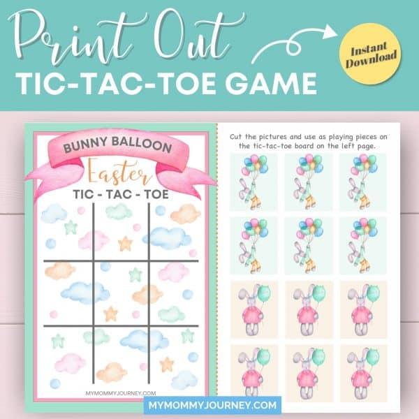 Print out Tic Tac Toe board