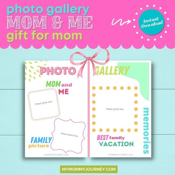 photo gallery of mom and me gift for mom