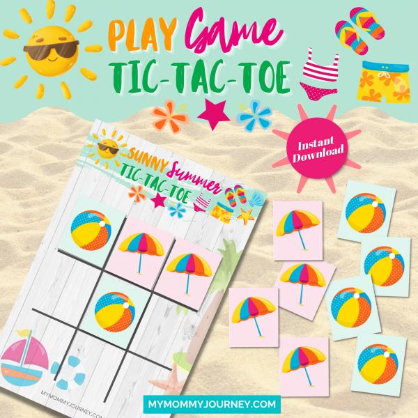 Play tic tac toe game