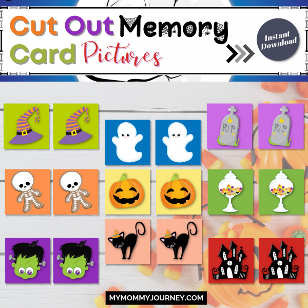 Cut out Memory Card pictures