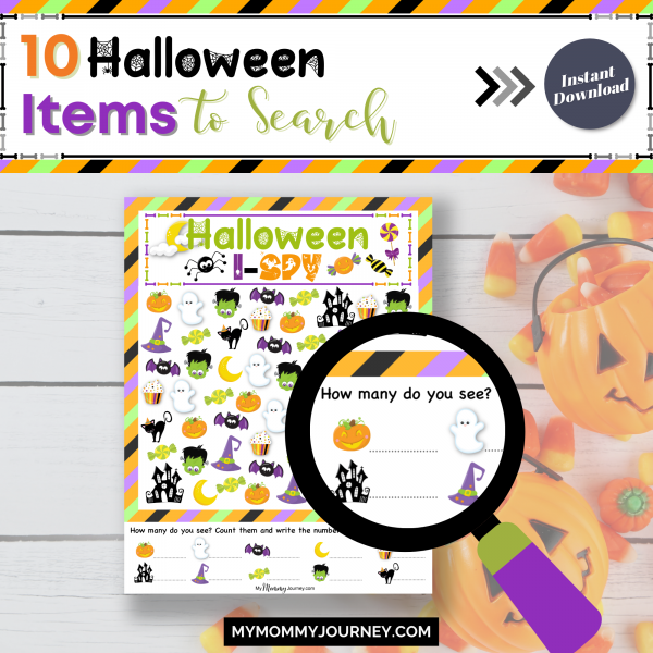 10 Halloween items to search