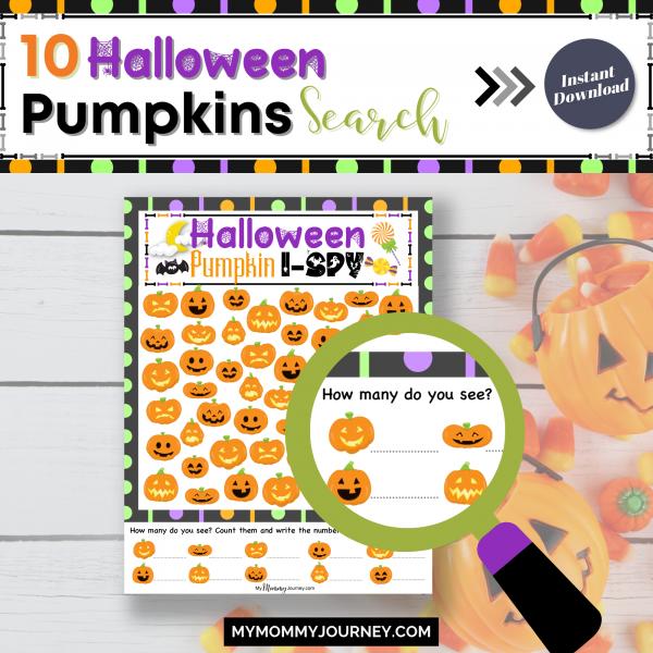 10 Halloween pumpkins search